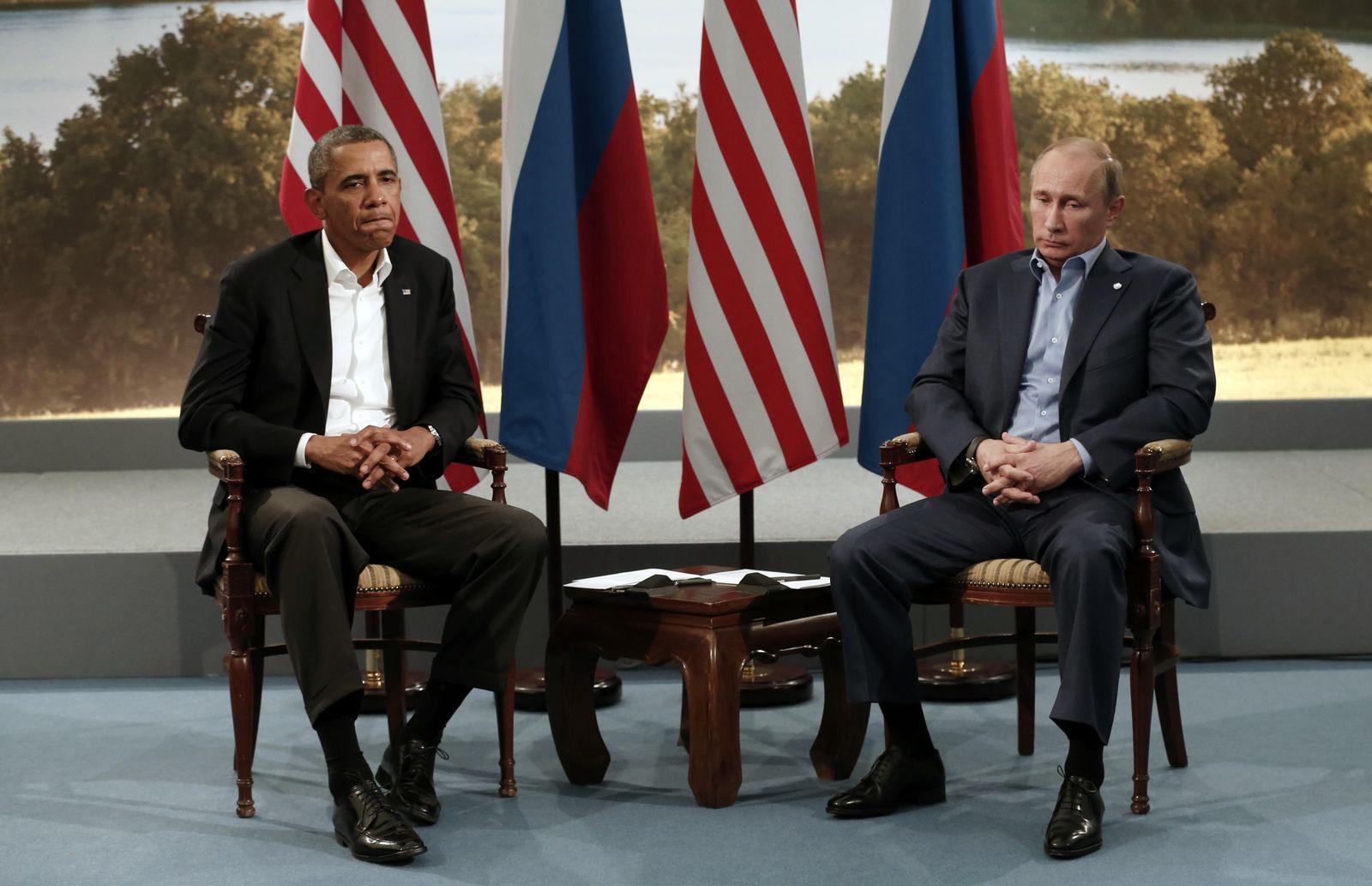 Foto: Putin busca en Siria un éxito que 'borre' el empate de Ucrania