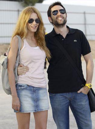 Foto: Dani Mateo se casa con la actriz Elena Ballesteros