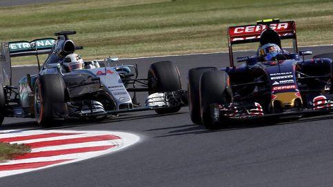 Altas expectativas en Toro Rosso: Sólo Mercedes fue un poco más rápido