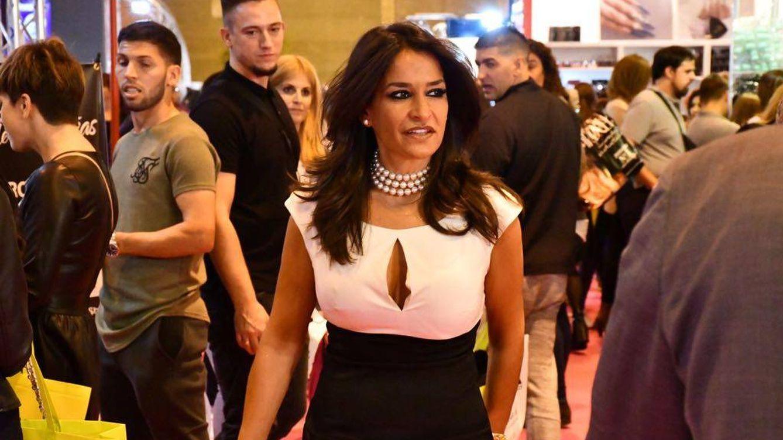 Aida Nízar, contra los cachés en TV tras quedarse fuera del 'Supervivientes' italiano