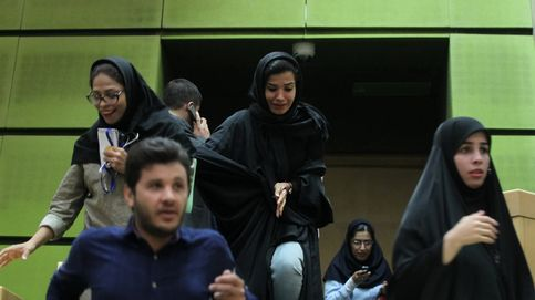 Serenidad, desafío y burlas en Irán ante el primer atentado yihadista de su historia