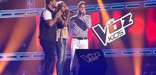 Post de 'La Voz Kids' pierde seguimiento pero lidera en espectadores sobre 'TCNMST'