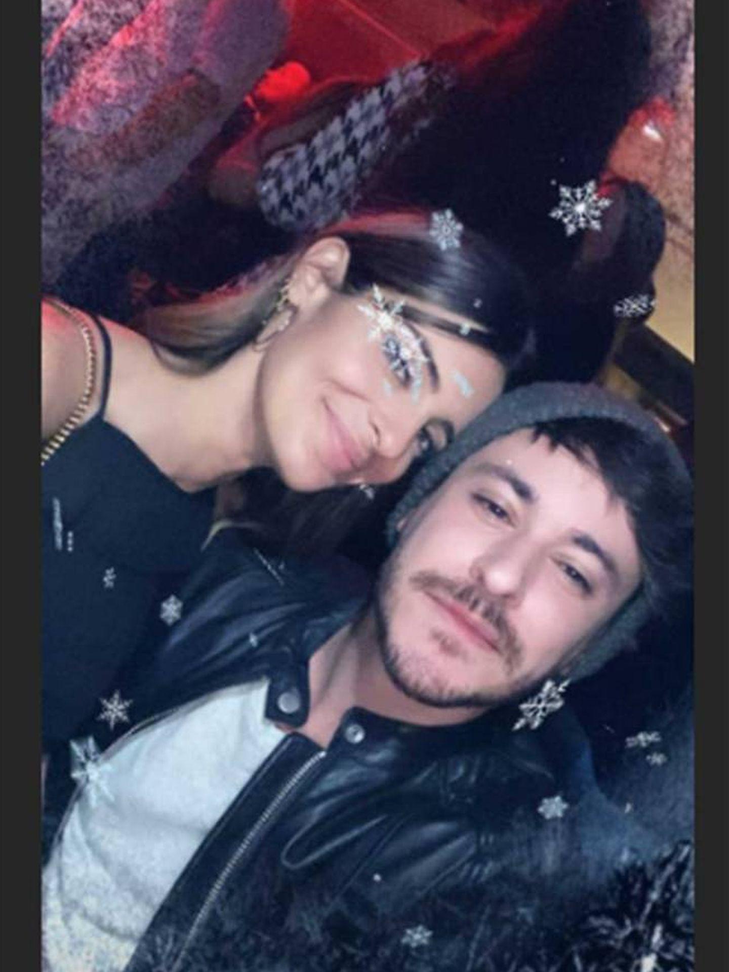 Luis Cepeda y Susana Molina.(Instagram)