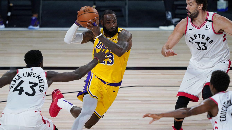 El equipazo de los Lakers para rodear a LeBron James que puede cerrar Marc Gasol