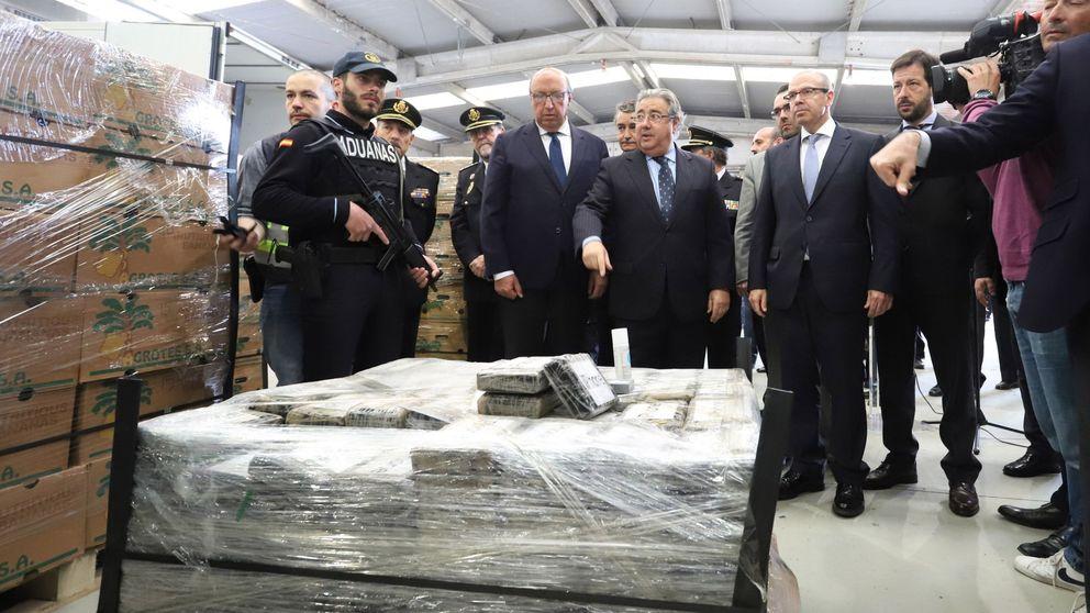 España va bien… para el narcotráfico