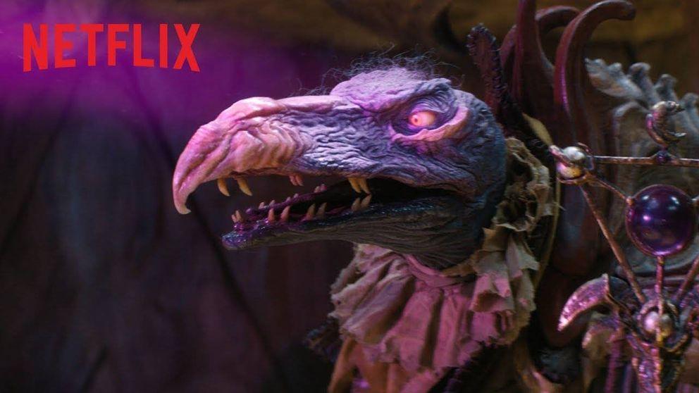 Así es el tráiler de 'Cristal oscuro: la resistencia', la esperada serie de Netflix