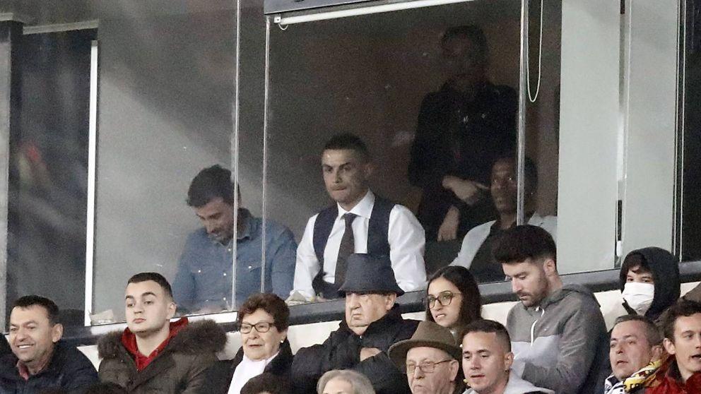 La extraña visita de Cristiano Ronaldo y cómo se olvidan de él en el Real Madrid