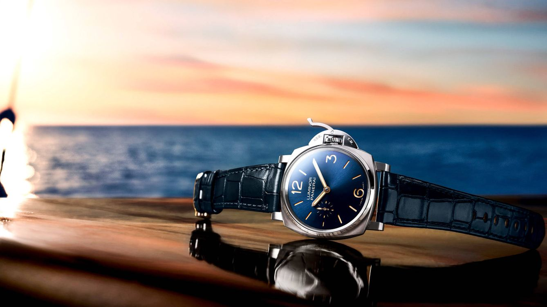 Foto: Los relojes de Panerai constituyen una fusión sin fisuras de la historia y el talento italianos en diseño y la maestría suiza en relojería.
