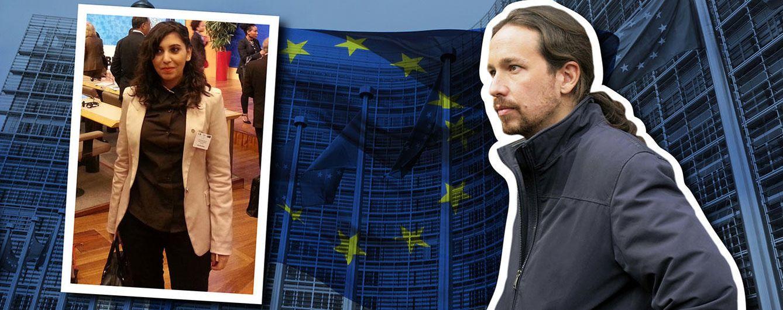 Noticias De Podemos Marroqui Politologa Y De 25 Anos Asi Es La