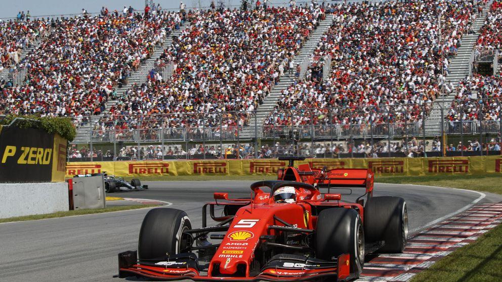 Por qué a Sebastian Vettel se le ha tratado (absurdamente) como a un conductor de calle