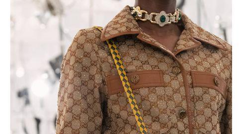 Gucci revoluciona la sostenibilidad en moda con su nuevo material vegano, Demetra