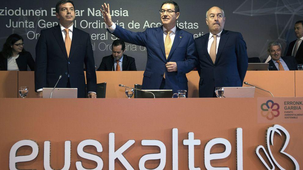 Zegona empieza a crecer en Euskaltel: alcanza el 16% tras el acuerdo con Talomon