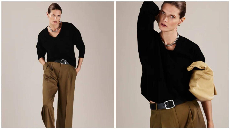 Jersey de Zara. (Cortesía)