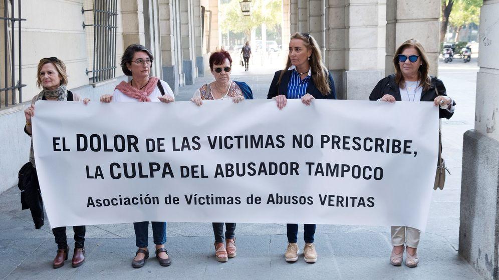 Foto: Las víctimas del psiquiatra Javier Criado piden que el delito de abuso no prescriba. (EFE)