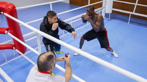 Youba Sissokho, ritmo africano para dar gloria al boxeo español