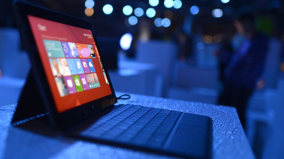 Una 'tablet' con Windows no es tan mala idea como parece