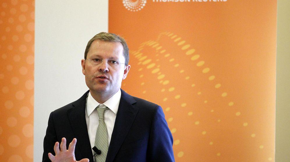 Foto: Juerg Zeltner, ex presidente de banca privada de UBS (Reuters)