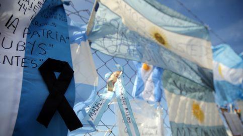 Recuerdos por los tripulantes del submarino argentino desparecido
