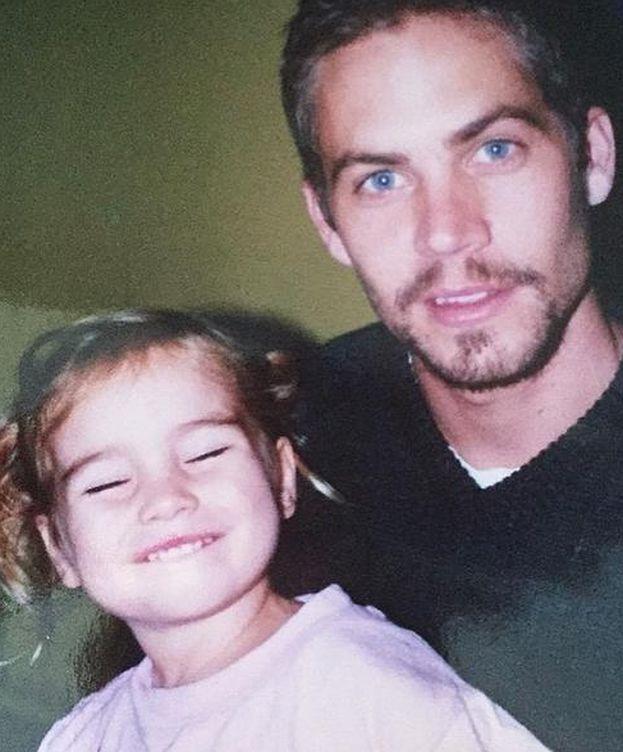 Foto: La hija de Paul Walker demanda a Porsche por la muerte del actor