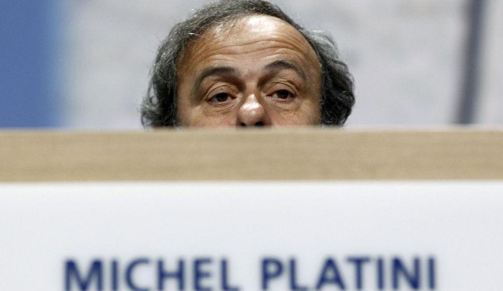 Foto: Platini aún aspira a presentarse a las elecciones de la FIFA (Arnd Wiegmann/Reuters)
