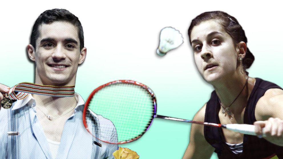 Carolina y Javier, dos campeones del mundo que compartieron pupitre