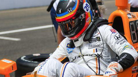 La pieza que le falta a Fernando Alonso para fichar en la Indy por un equipo ganador