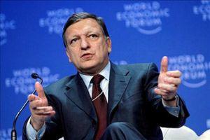 Durao Barroso afirma que 2010 será el año de la recuperación económica