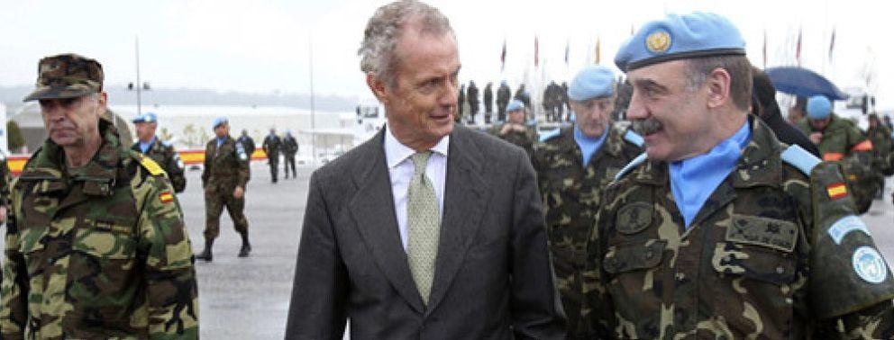 Foto: El Gobierno aprueba un crédito de 1.782 millones para cubrir impagos de Defensa
