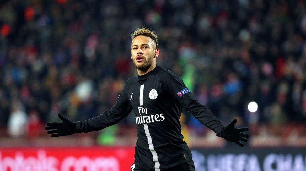 Foto: Neymar no fue convocado para el primer partido del PSG en la Ligue 1. (EFE)
