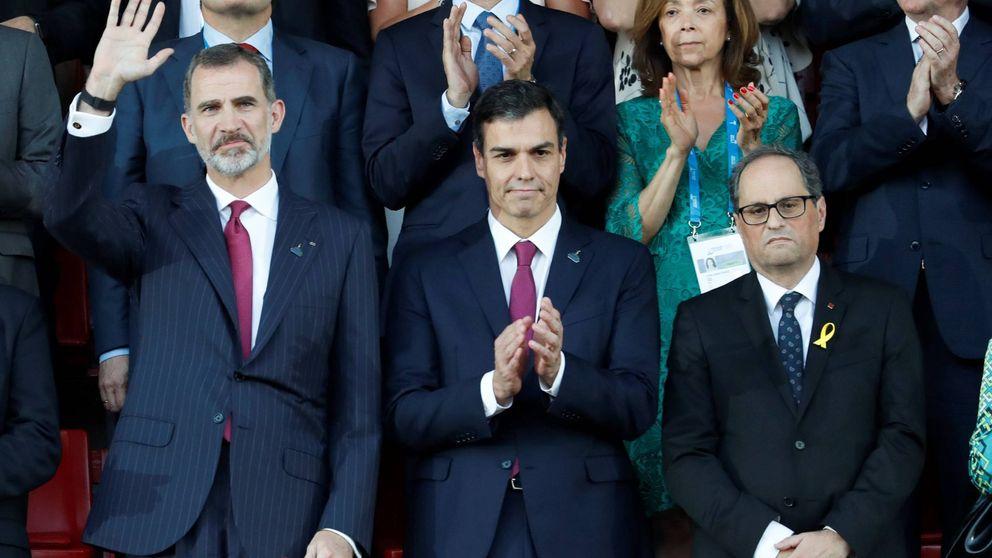 Gobierno y Generalitat preparan la comisión para la cita Sánchez-Torra
