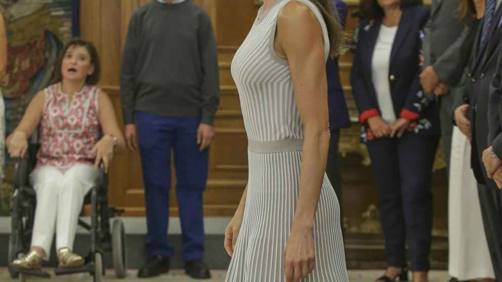 Letizia I la musculosa: así analiza la prensa británica el físico de la reina
