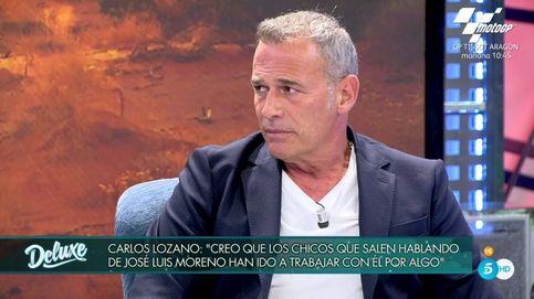 Críticas a Carlos Lozano por defender a José Luis Moreno en 'Sábado Deluxe'