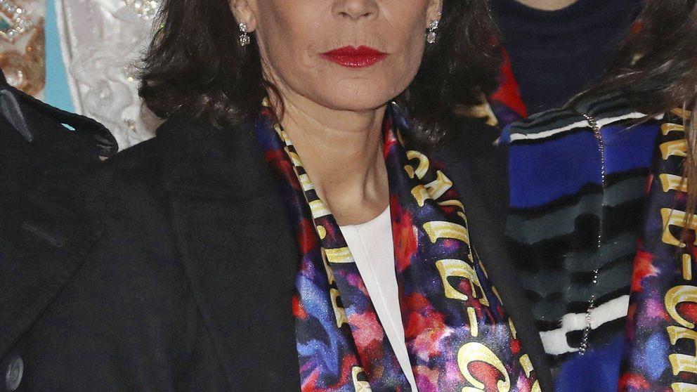 El nuevo look capilar de Estefanía revoluciona Mónaco