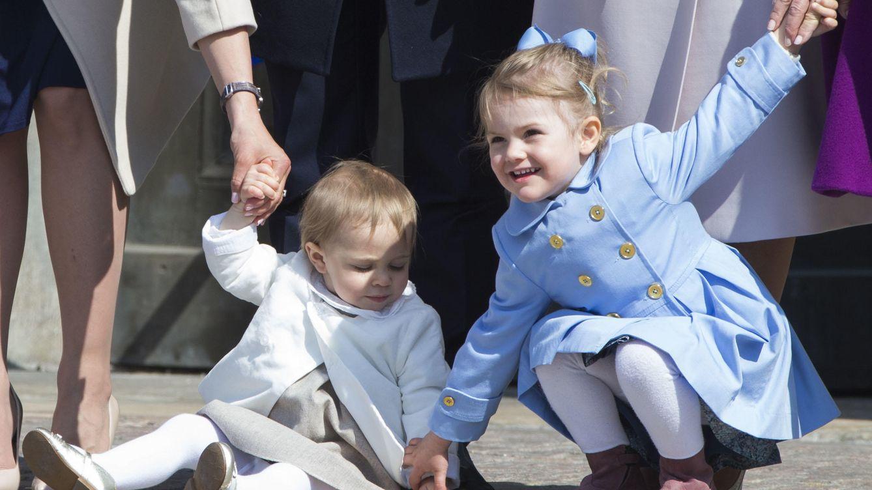 'Baby boom' en la familia Real de Suecia: Estelle, Leonore, Nicolas y ahora dos más