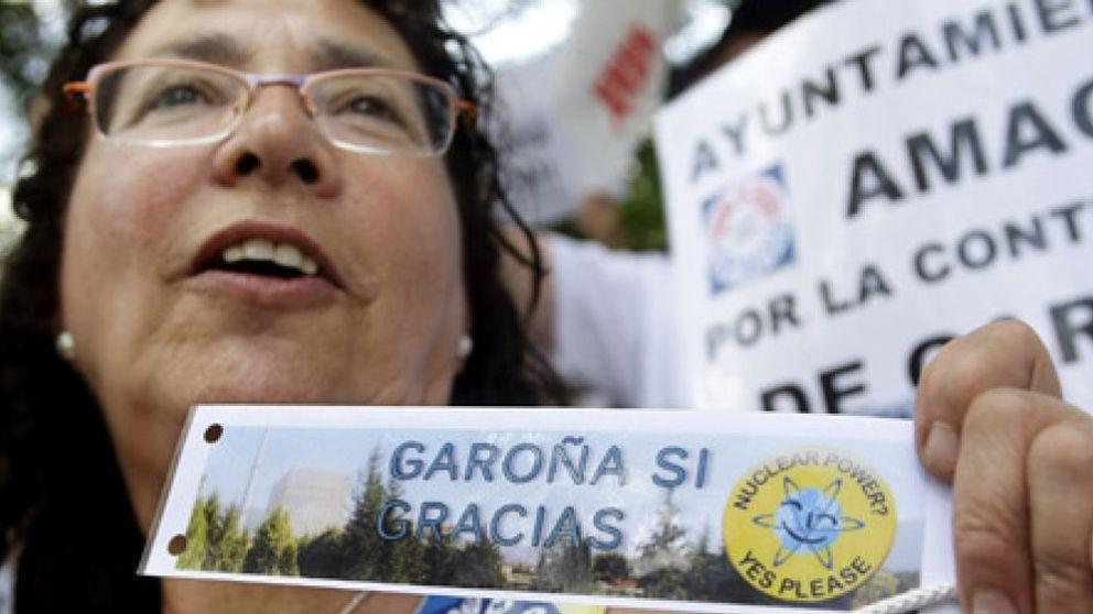 """Los vecinos de Garoña se aferran a """"la atómica"""""""