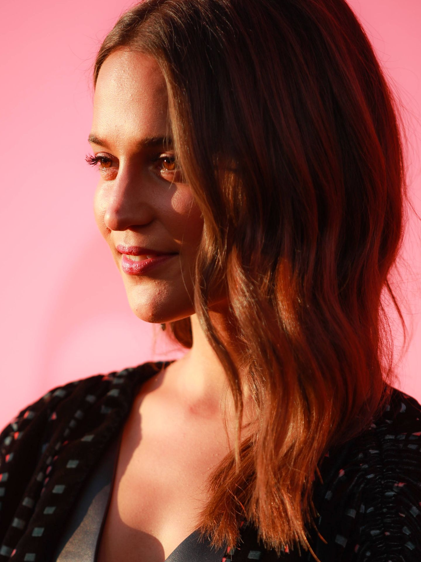 Alicia Vikander. (Getty Images)