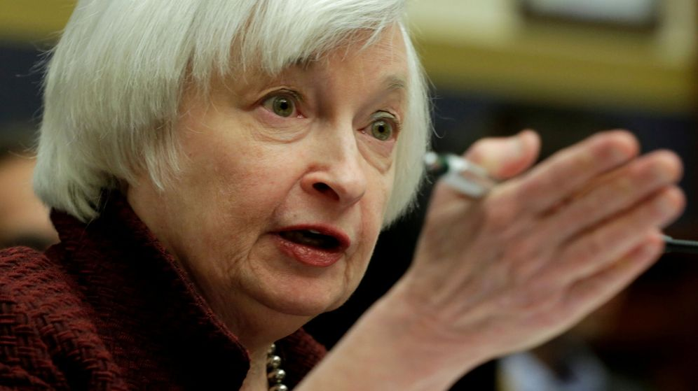 Foto: File photo - federal reserve chair janet yellen delivers semiannual monetary policy testimony