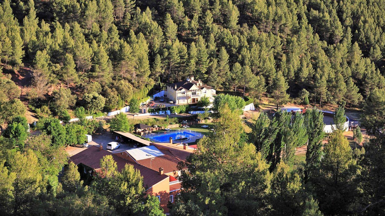 El hotel Val de Pinares está en plena sierra de Alcaraz albaceteña. (Cortesía)