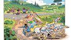 Asterix y Obelix lo predijeron: se enfrentaron a 'Coronavirus' en un cómic de 2017