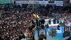 Al menos 40 muertos en una estampida durante el funeral de Soleimani en Irán