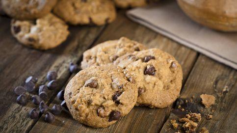 Sorprende a tus visitas con unas galletas de chocolate de chuparse los dedos