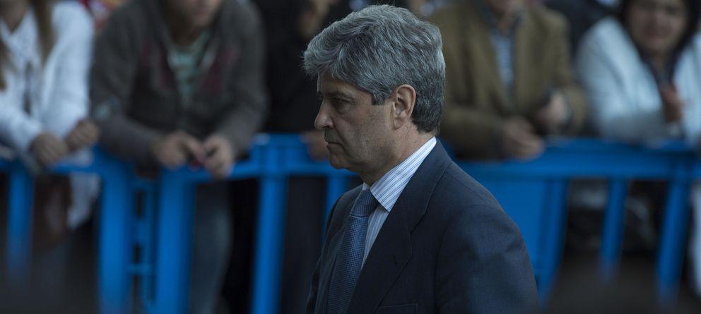 Foto: Fernando Martín, presidente de Martinsa-Fadesa ('El Confidencial')