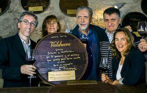 El Gran Wyoming y los hermanos Trueba se beberán su propio vino