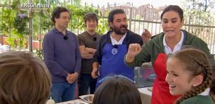 Post de 'El Sevilla' pierde los nervios y llora tras la peor bronca de 'MasterChef Celebrity'