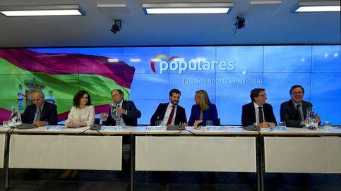 Ayuso se servirá del 4-M como trampolín para tomar el control del PP de Madrid