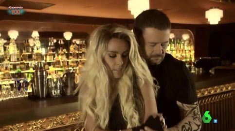 Cristina Pedroche y Miki Nadal, Shakira y Maluma en un videoclip de 'Zapeando'