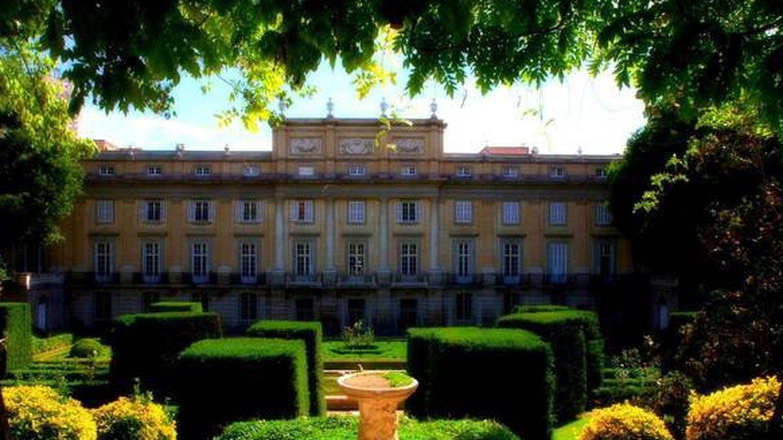 Palacio de Liria. (EFE)