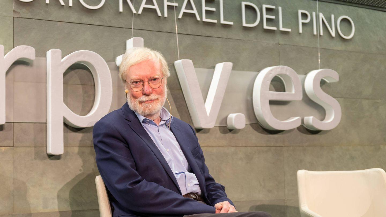 Paul Collier. (Fundación Rafael del Pino)