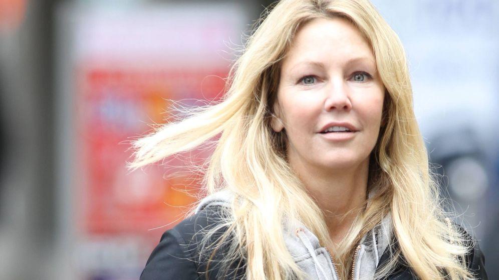 Foto: La actriz Heather Locklear en una imagen de archivo. (Gtres)