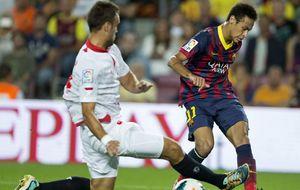Neymar, el único plan que le funciona a Martino por ahora